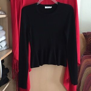 A.L.C.  Pullover Wool/Poly Sweater Sz Small